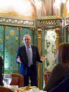 Serge Rosier, Président fondateur de International Trade Connexion