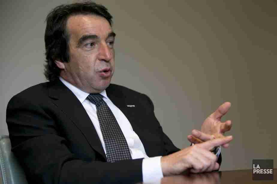 Patrick Lemaire, PDG de Boralex. PHOTO DAVID BOILY, ARCHIVES LA PRESSE